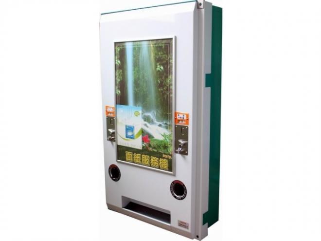 KH-3FTL  150+30 面紙販賣機