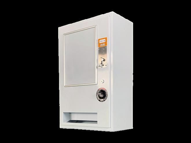 KH-3CW   洗劑販賣機_側面圖